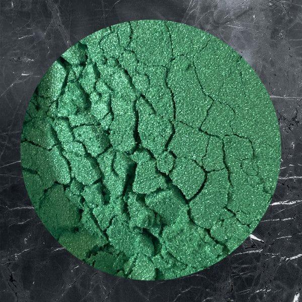 Apple green powder