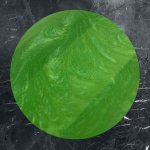 Emerald green effect