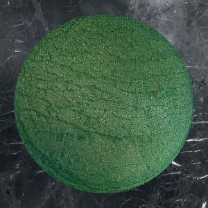 Green gold powder