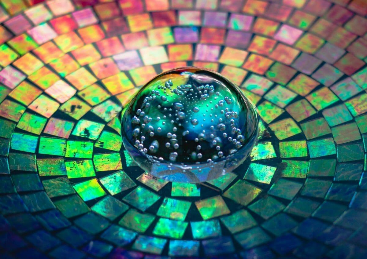 combinaisons de couleurs de pigments transparents pourpoxy